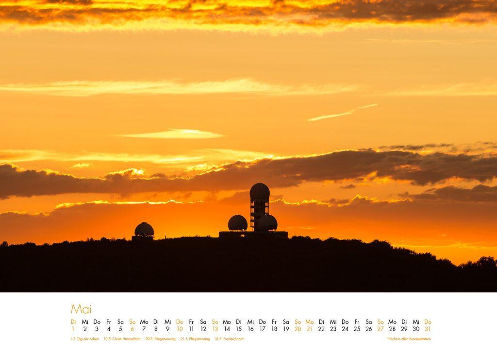 Der Charlottenburg-Kalender 2018 – Mai