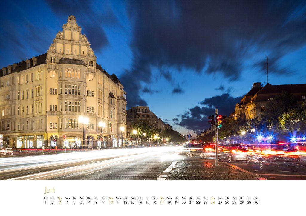 Der Charlottenburg-Kalender 2018 – Juni