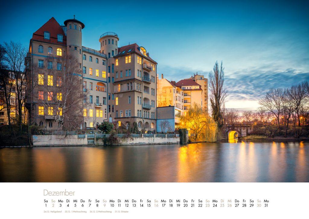 Der Charlottenburg-Kalender 2018 – Dezember