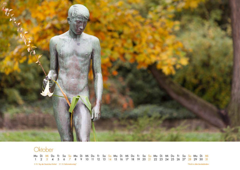 Der Lietzensee-Kalender 2018 – Oktober