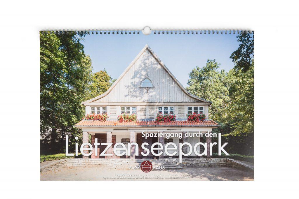 Jetzt Park-Kalender 2018 kaufen!
