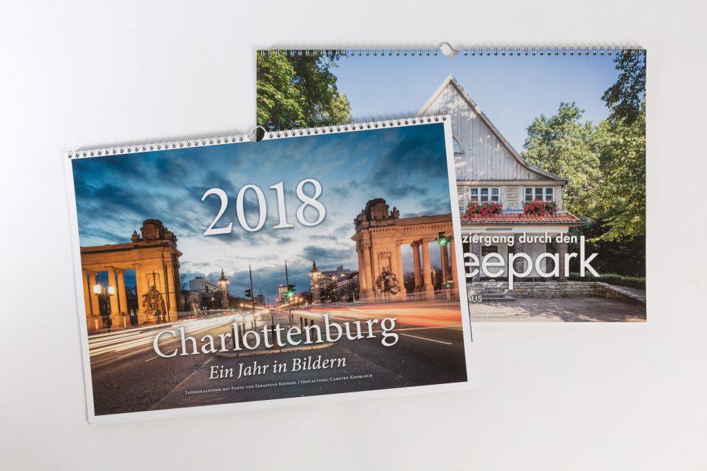Kalender-Paar 2018