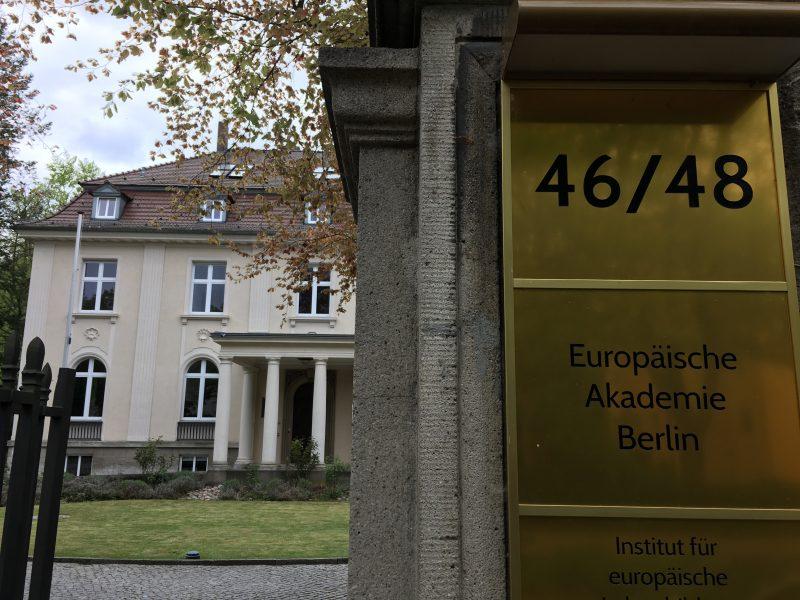 Europäische Akademie Berlin
