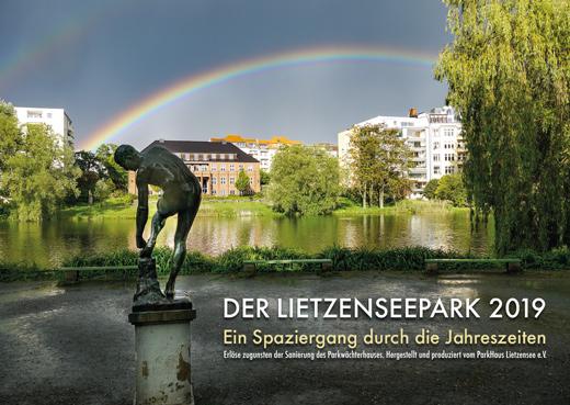 Jetzt Lietzensee-Kalender 2019 kaufen!