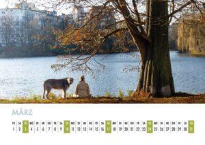 Der Lietzensee-Kalender 2019 – März