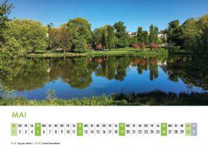 Der Lietzensee-Kalender 2019 – Mai