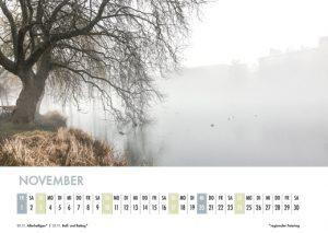 Der Lietzensee-Kalender 2019 – November