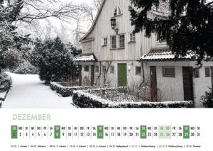 Der Lietzensee-Kalender 2019 – Dezember